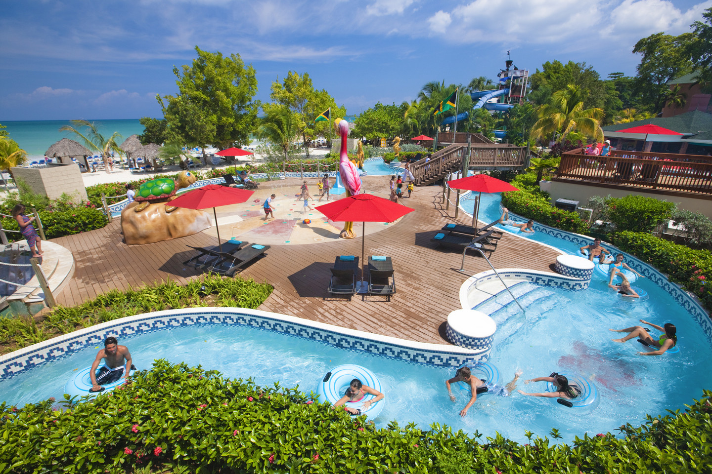Beaches Negril Resort & Spa - Jamaica Hotel Review
